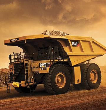 ماشین آلات راه سازی و معدن