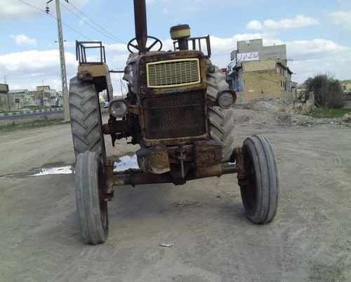 تراکتور رومانی مدل 57