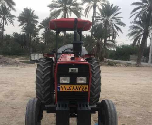 ترکتور 399 تک پمپ
