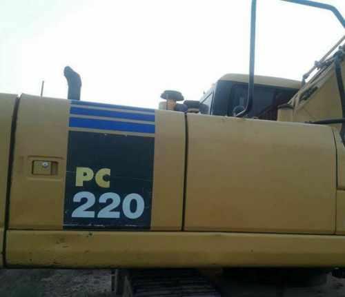 بیل مکانیکی 220