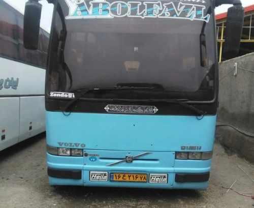 اتوبوس ولوو