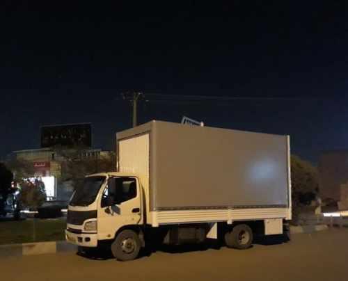 کامیون الوند