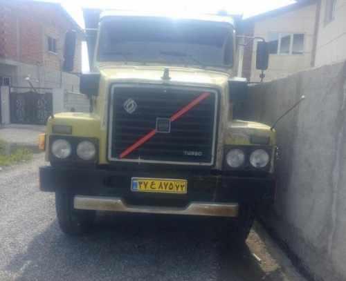 کامیون کمپرسی ولوو