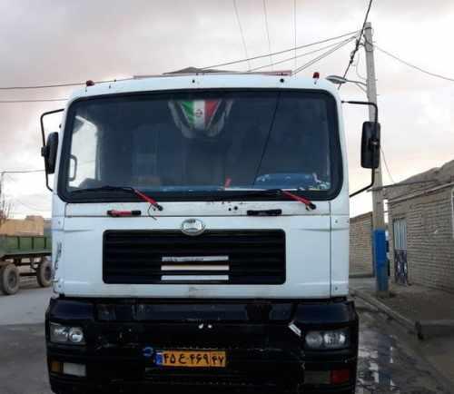 کامیون آمیکو اتاق دار