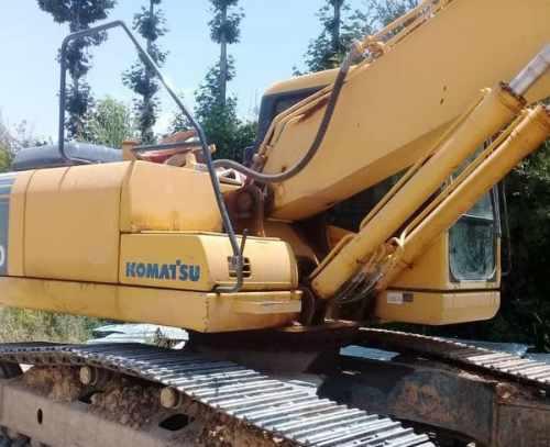بیل مکانکی کوماتسو 220