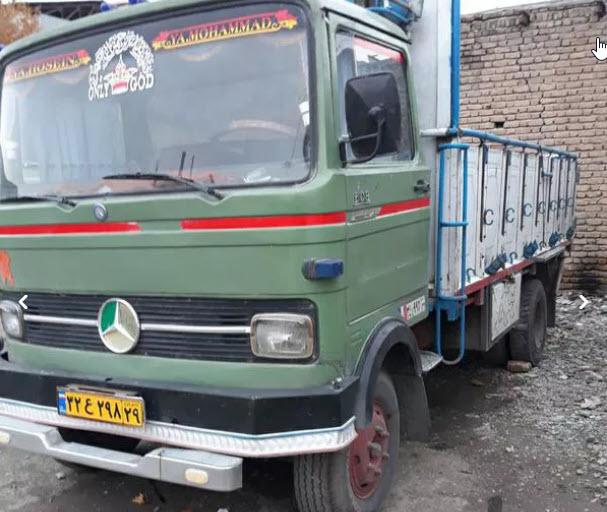 بنز تک سبز مدل 65