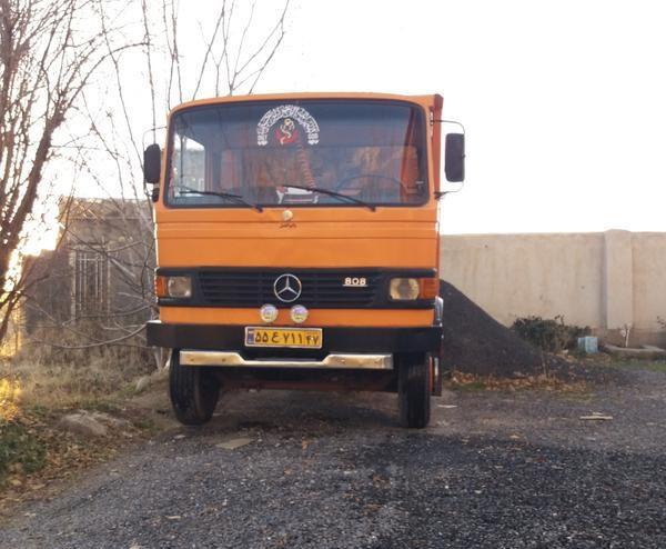 کامیون کمپرسی بیرنگ