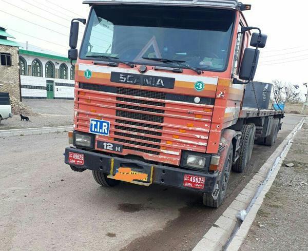 کامیون اسکانیا 112