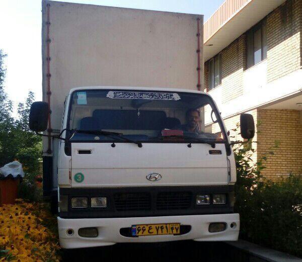 کامیونت هیوندایی
