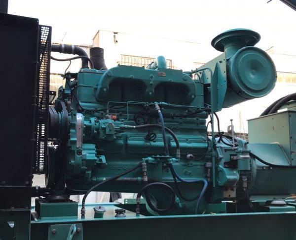 دیزل ژنراتور کامینز کوبله فابریک  NT855GA
