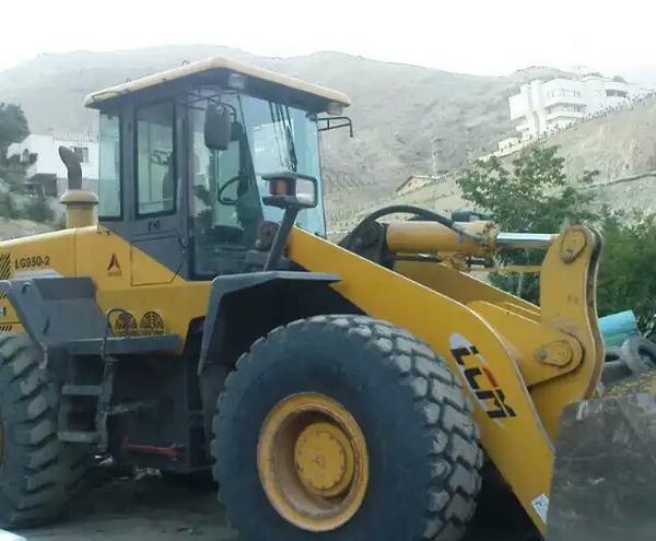 لودر ال جی 950